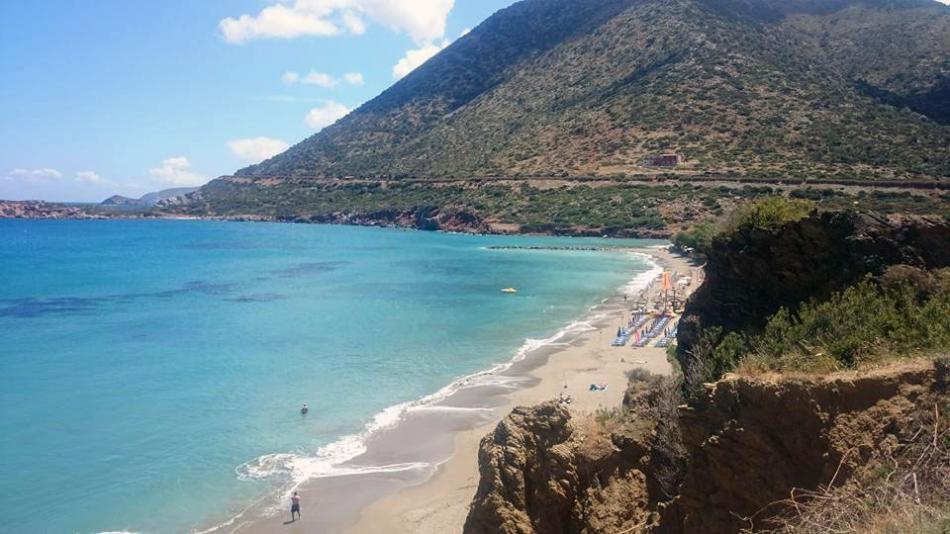 Пляж Ливади
