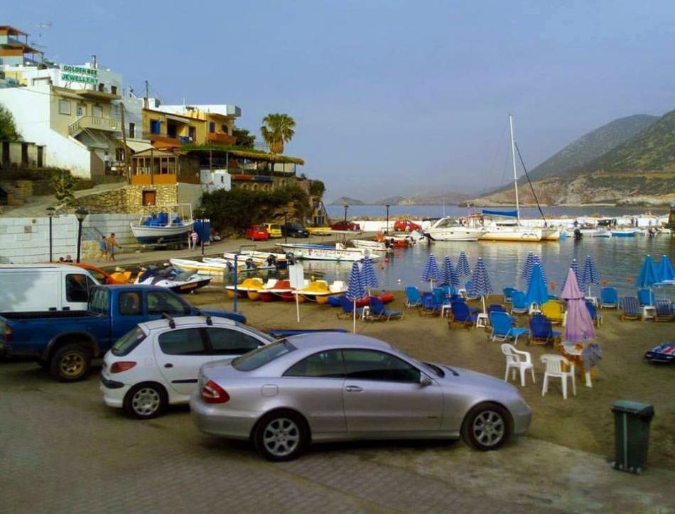 Пляж Лимани