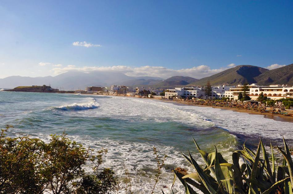 Лиманаки пляж