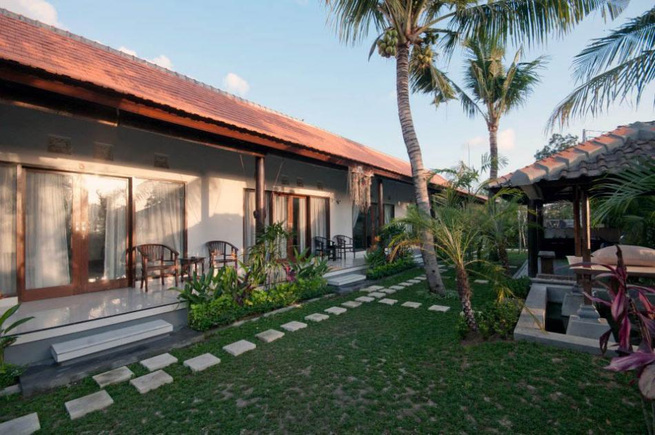 Жилье на Бали