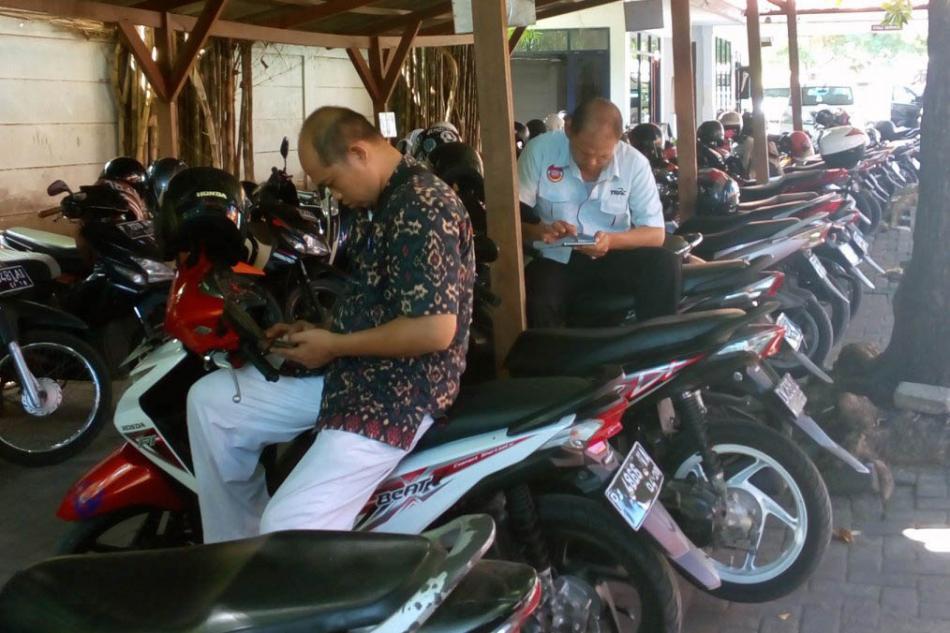 Аренда скутера на Бали