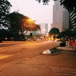 улицы Куала-Лумпур