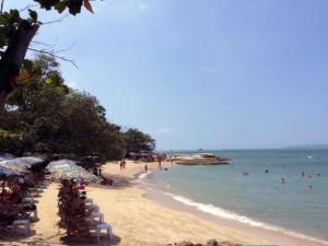 Пляж Наклуа-Бич