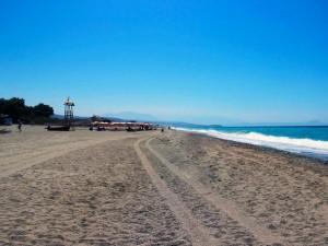 Пляж Аделе