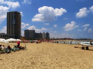 Пляж Иерусалим