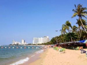 Пляж Паттайя-Бич