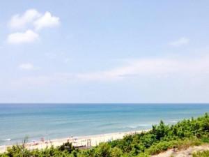 Пляжи Италии. Сабаудия