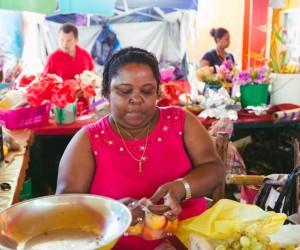 Еда на Сейшелах