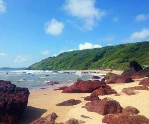 Главные пляжи северного Гоа