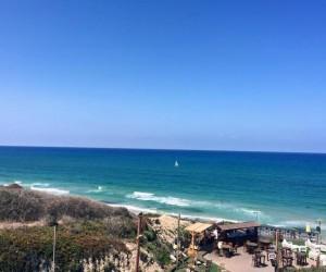 Лучшие пляжи Нетании