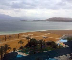 Как добраться до Мертвого моря