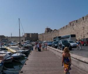 Старый город Родоса