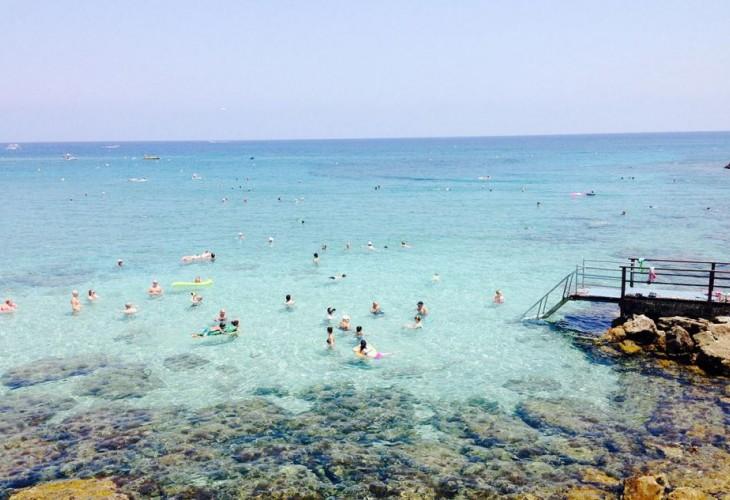Лучшие пляжи Протараса