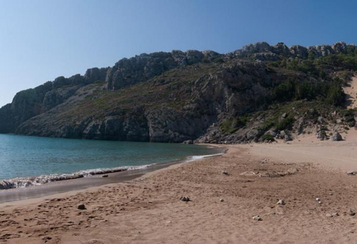 Пляж Цамбика