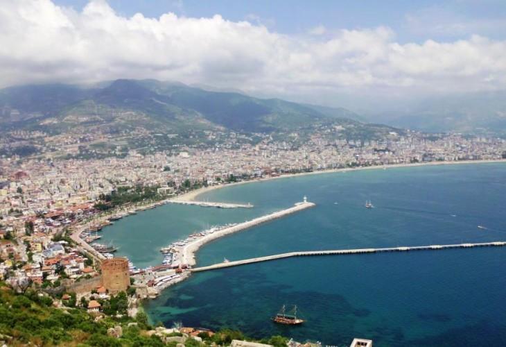 Лучшие курортные города Турции