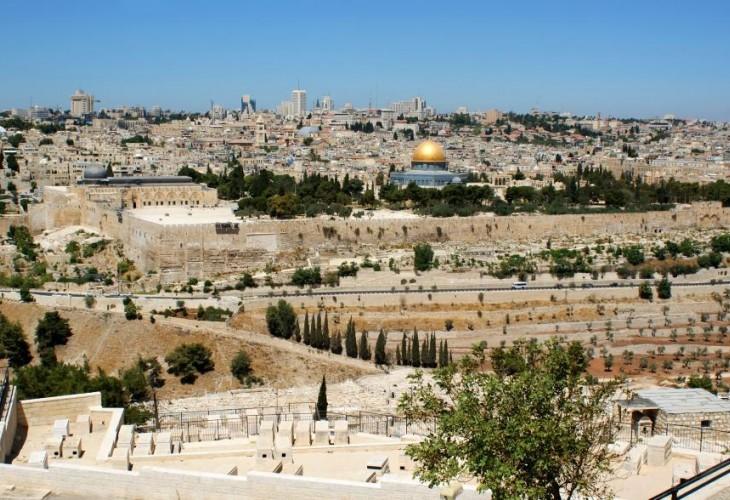 Основные достопримечательности Иерусалима