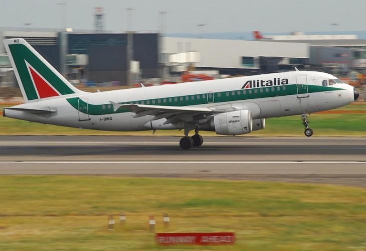 Alitalia скидкой на полеты в Италию, Европу и Северную Африку