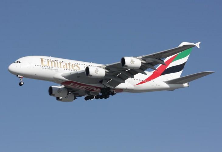 Emirates до 18 мая экономьте до 10 % от тарифа
