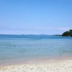 Пляж Сиануквиль