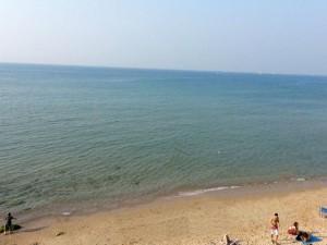 Пляж барабанов
