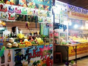 Цены на еду и сувениры на Самуи