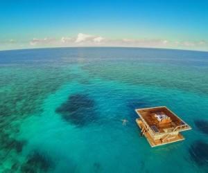 8 Потрясающих подводных отелей