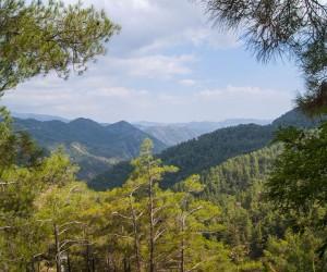 Горы Троодос