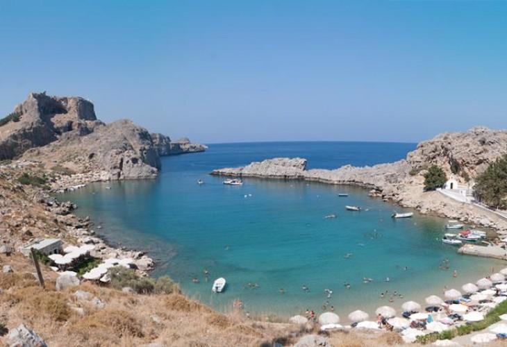 Пляжи бухты Святого Павла