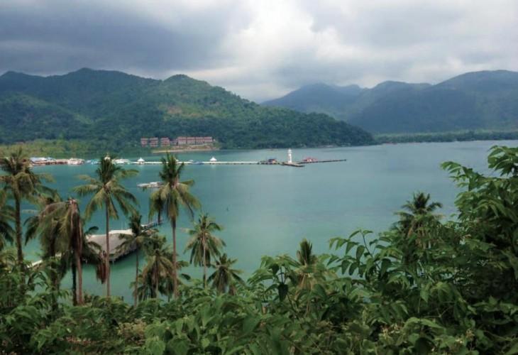 Остров Чанг
