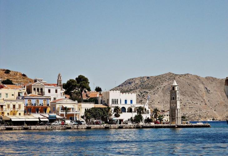 Самостоятельное путешествие на остров Крит и Санторини