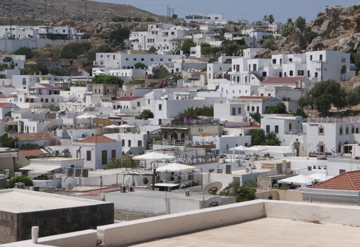 Неподдельная красота Родоса: 6 традиционных деревень острова