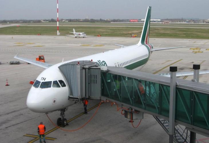 Alitalia скидка 20%